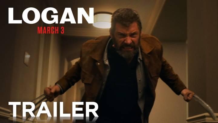 Logan trailer