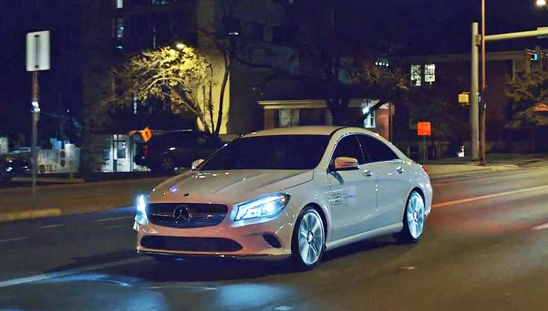 car2go mercedes