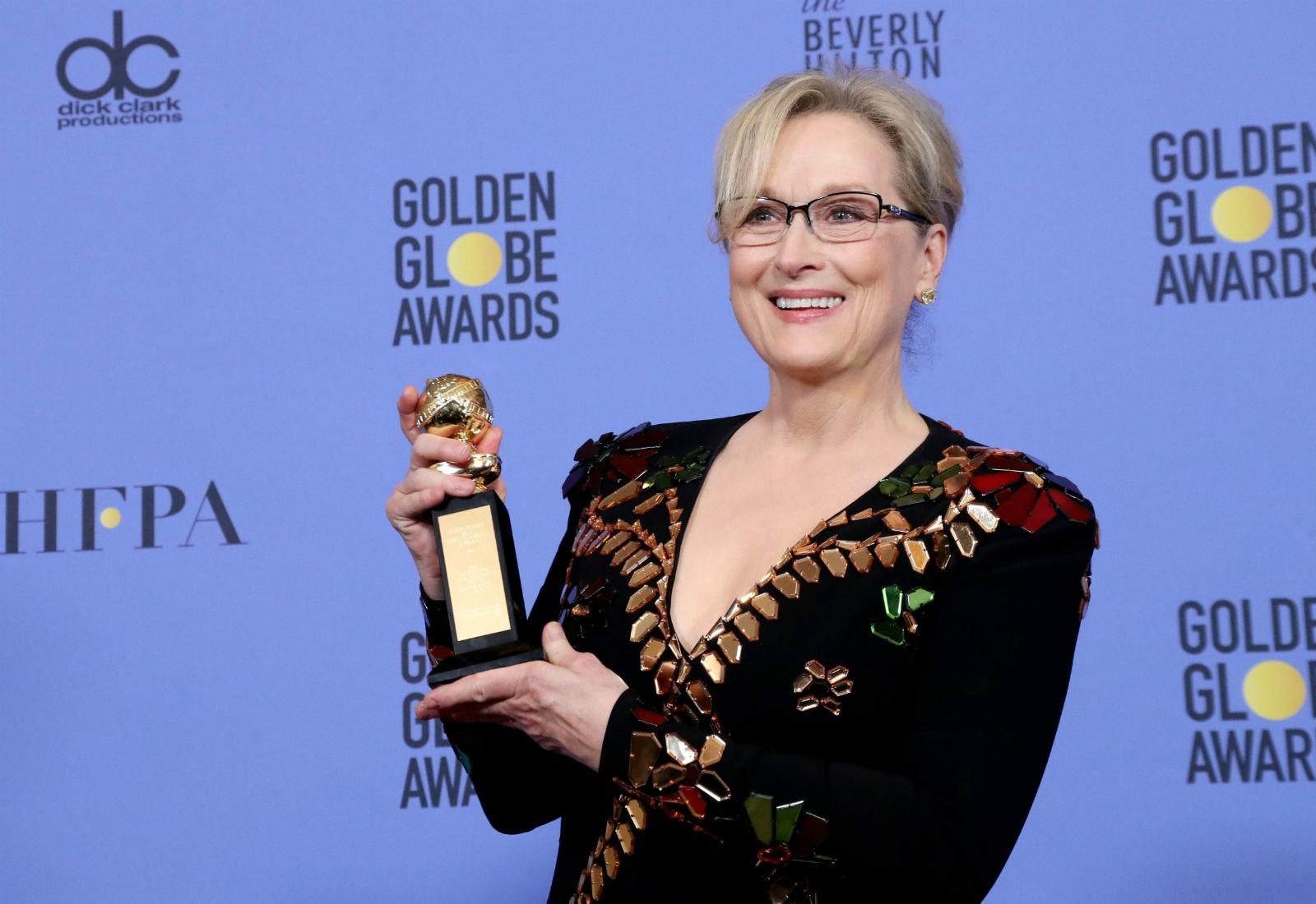 Meryl Streep vs. Donald Trump