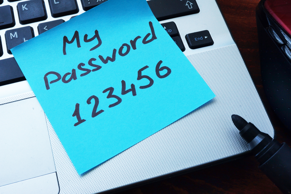 123456 was the most popular password in 2016 - Keeper