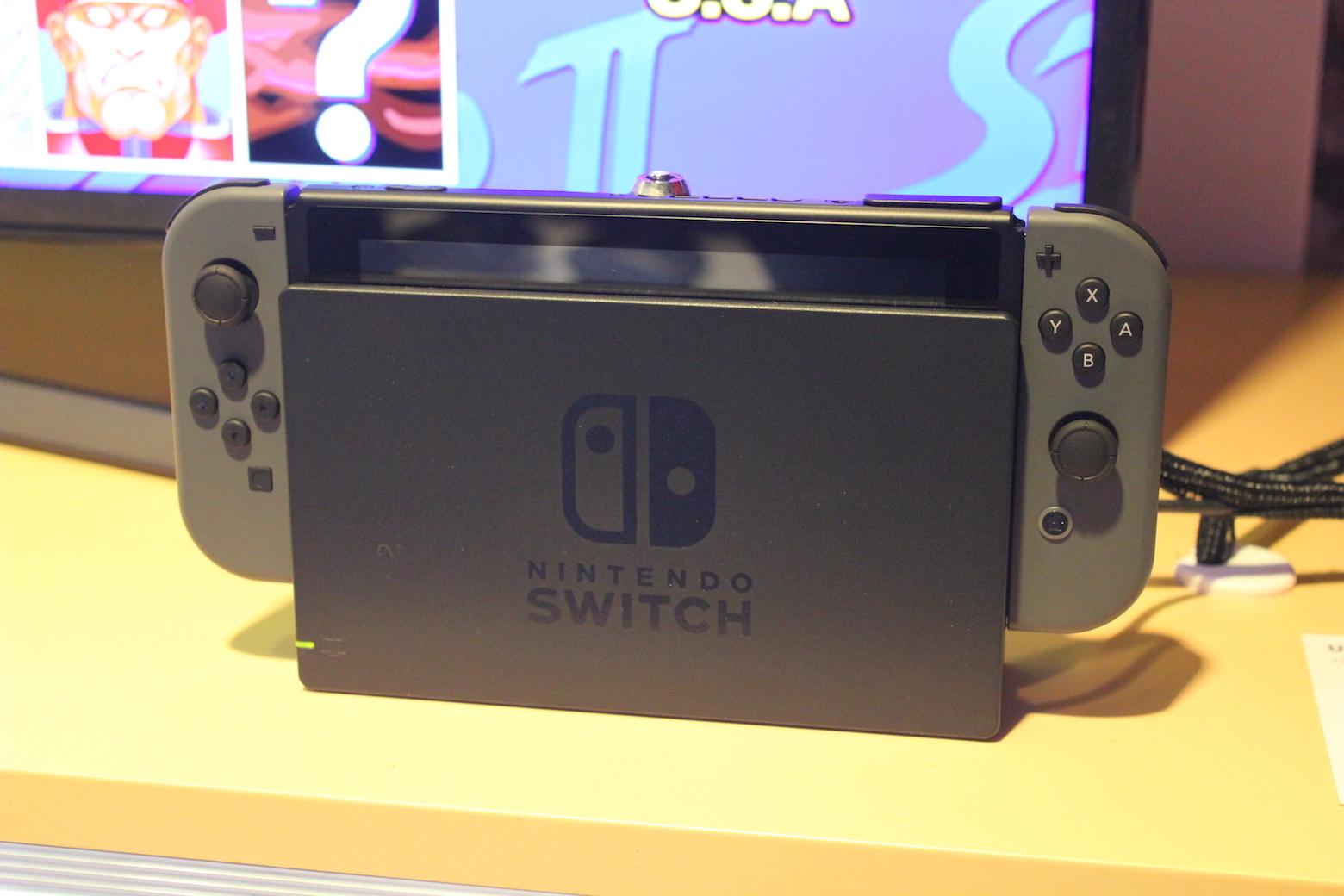 Nintendo Switch vs. Wii U