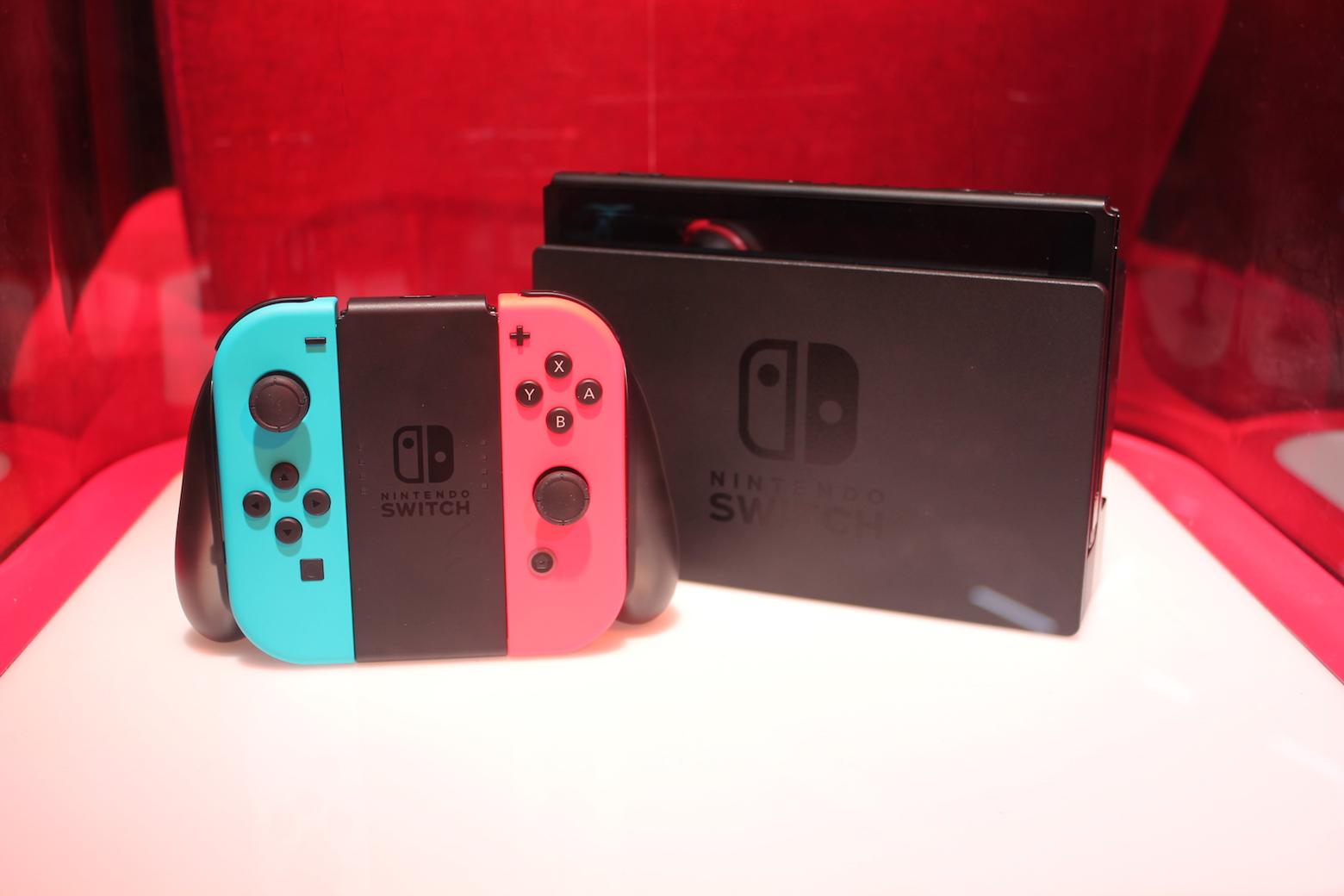 GameStop: Nintendo Switch
