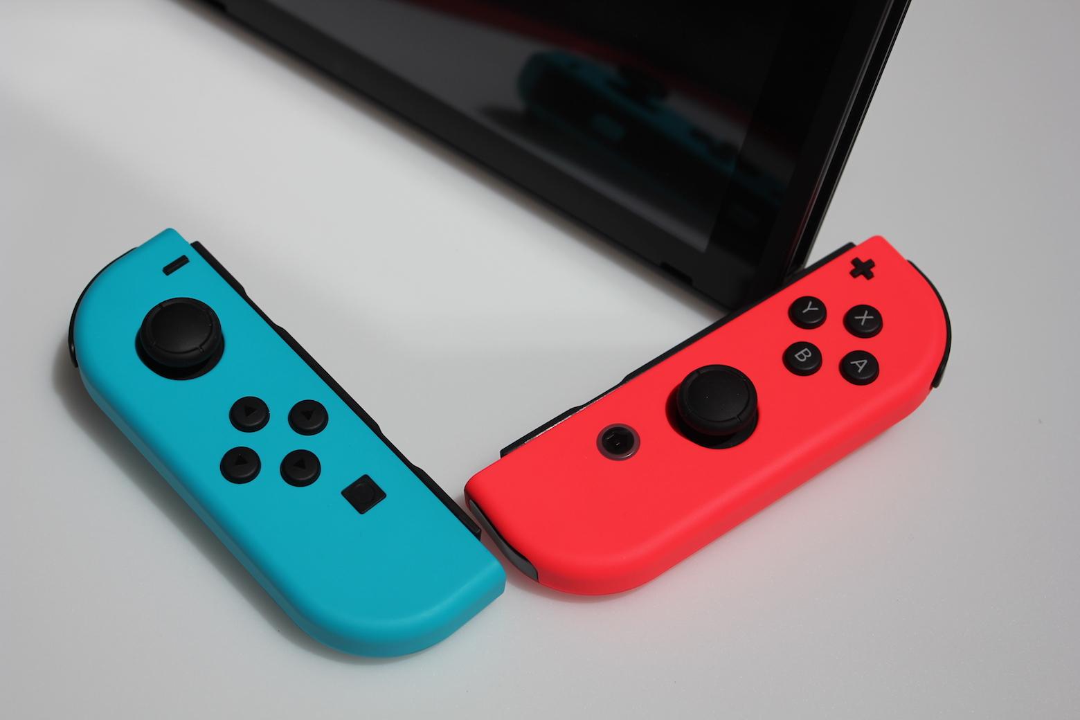 Nintendo Switch leak