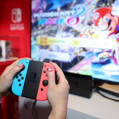 Prime Day Nintendo Switch Deals