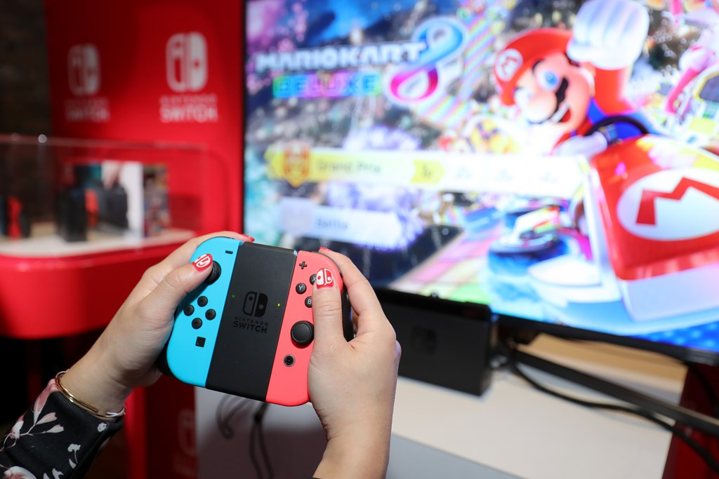 Nintendo Switch Prime Day Deals