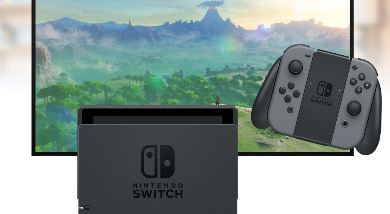Nintendo Switch Preorder Now