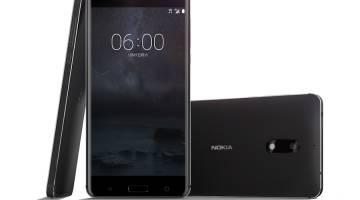 Nokia 8 vs. iPhone 8 vs. Galaxy S8
