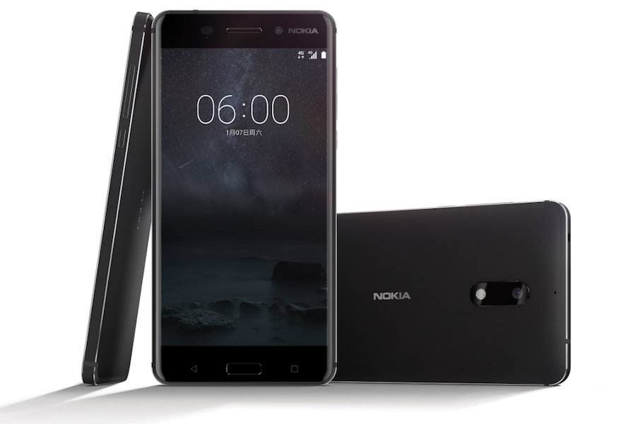 Nokia 8 vs. iPhone 8 vs. Galaxy S8