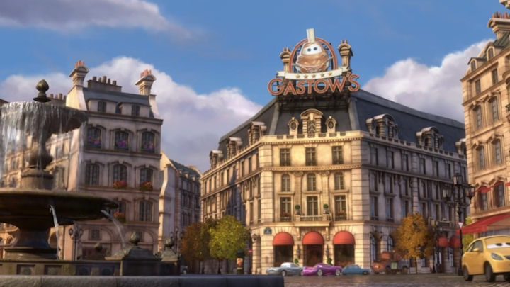 Pixar Theory: Disney video