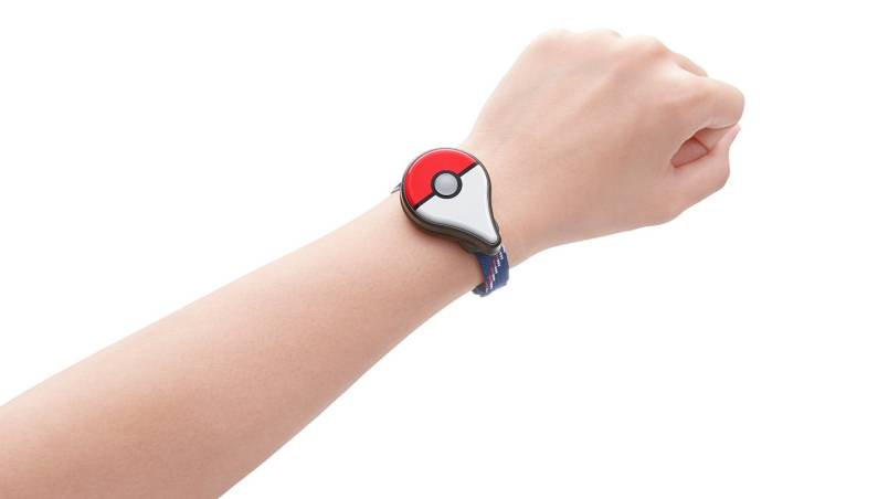 Pokemon Go Plus in stock