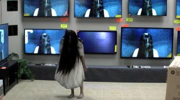 Rings Movie TV Prank Video