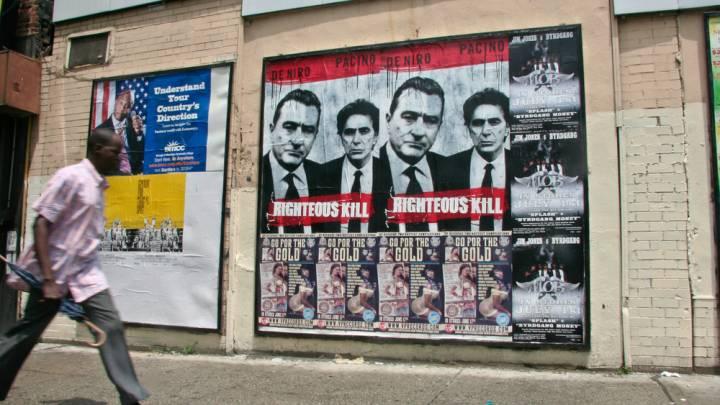 The Irishman Scorsese De Niro Pacino Movie