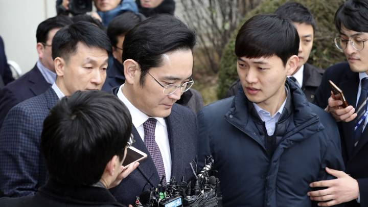 Samsung Boss Jay Y. Lee Arrested