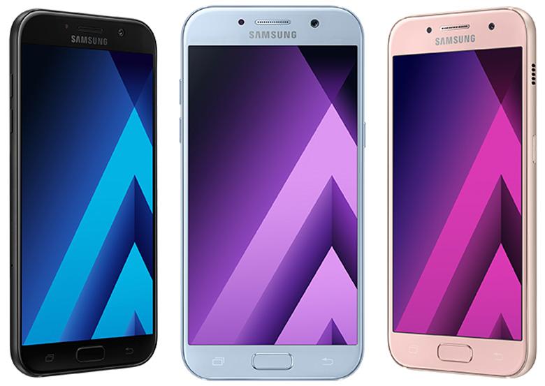 Samsung Just Unveiled Three Brand New Galaxy Phones BGR