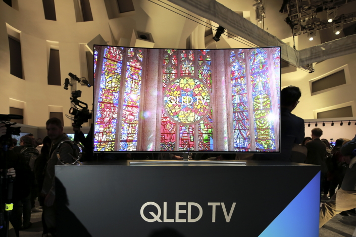 Samsung QLED Smart TV