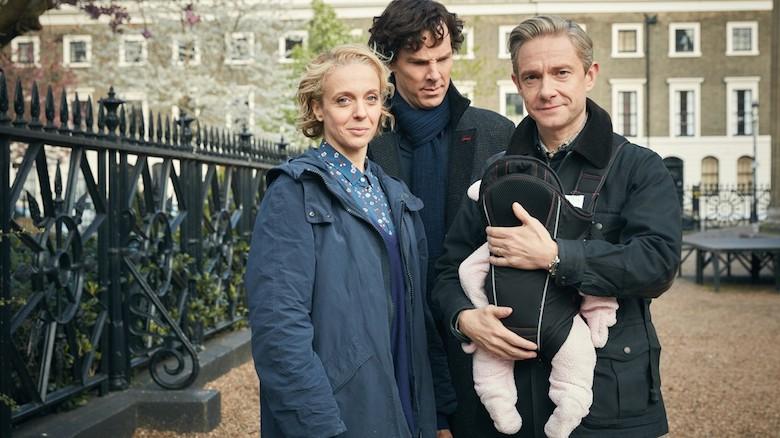 'Sherlock' Season 4 Starter Dips Slightly After Three-Year Series Hiatus