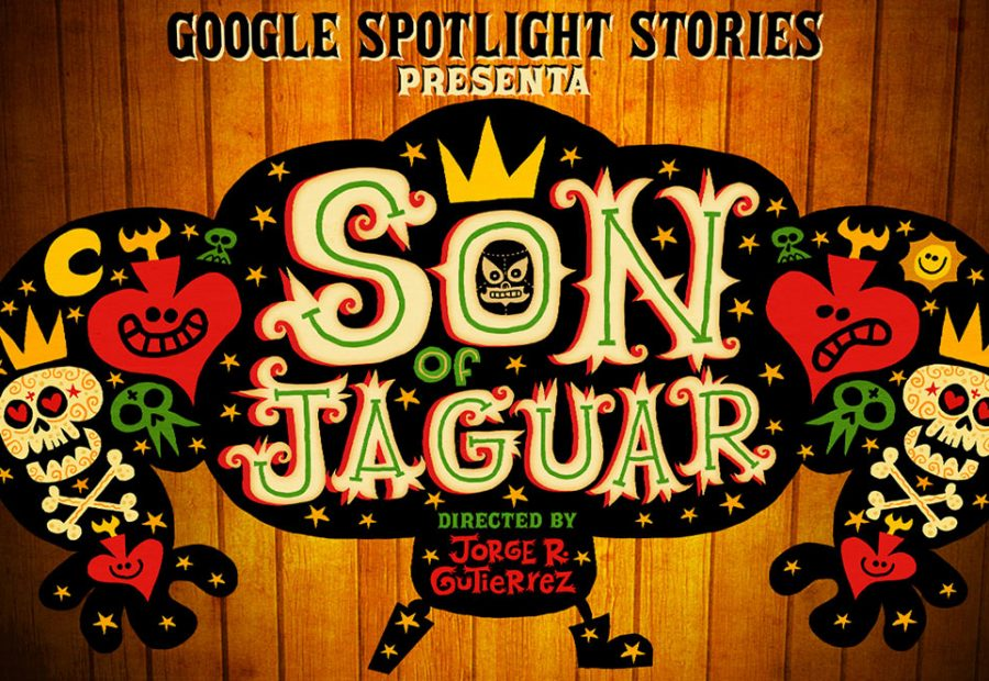 Son Of Jaguar Jorge Gutierrez