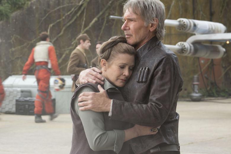 Leia Star Wars Episode IX