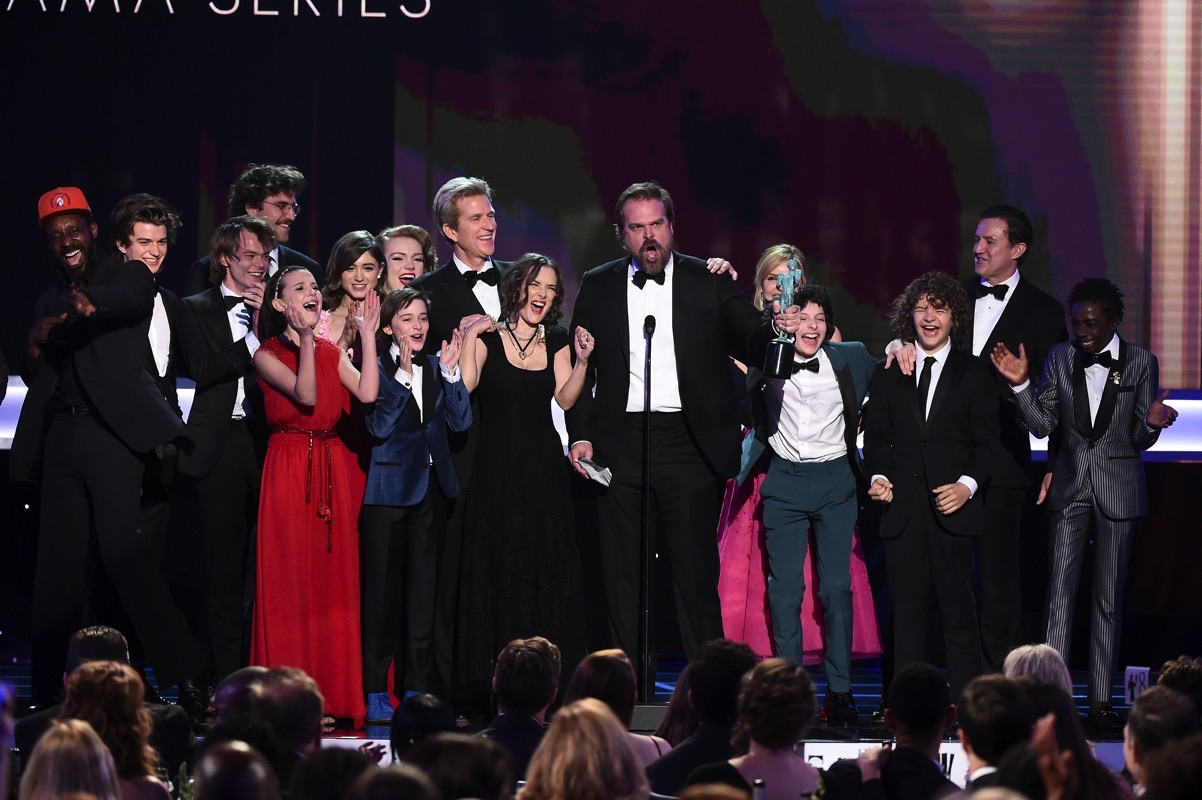 SAG Awards 2017: Here are all the anti-Trump acceptance speeches ...