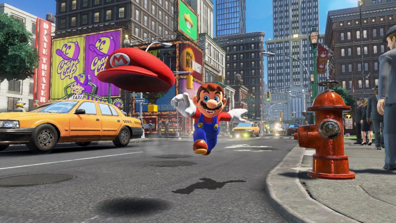 Nintendo Switch trailers
