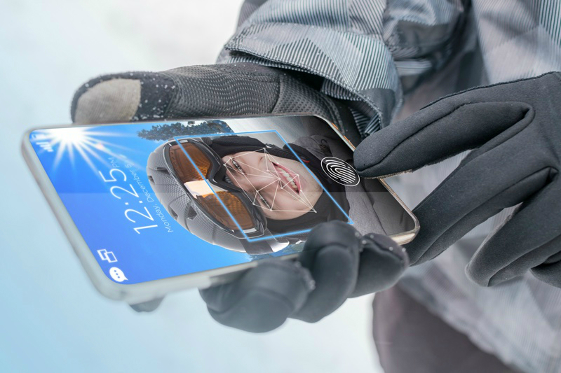 iPhone and Android Biometrics