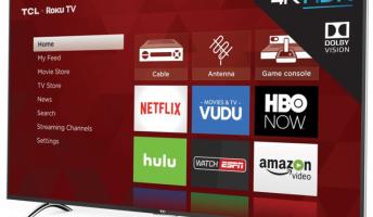 Roku TV And Fire TV Deals