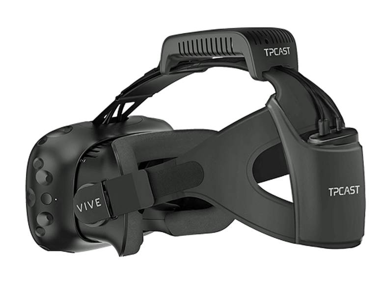 htc vive wireless