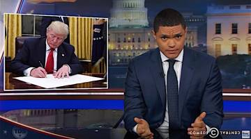 Donald Trump's Executive Orders