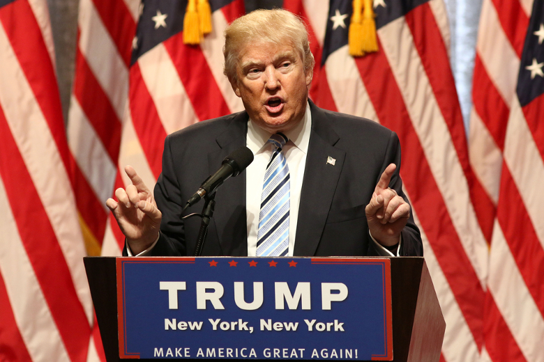 Stephen Colbert Monolog Donald Trump