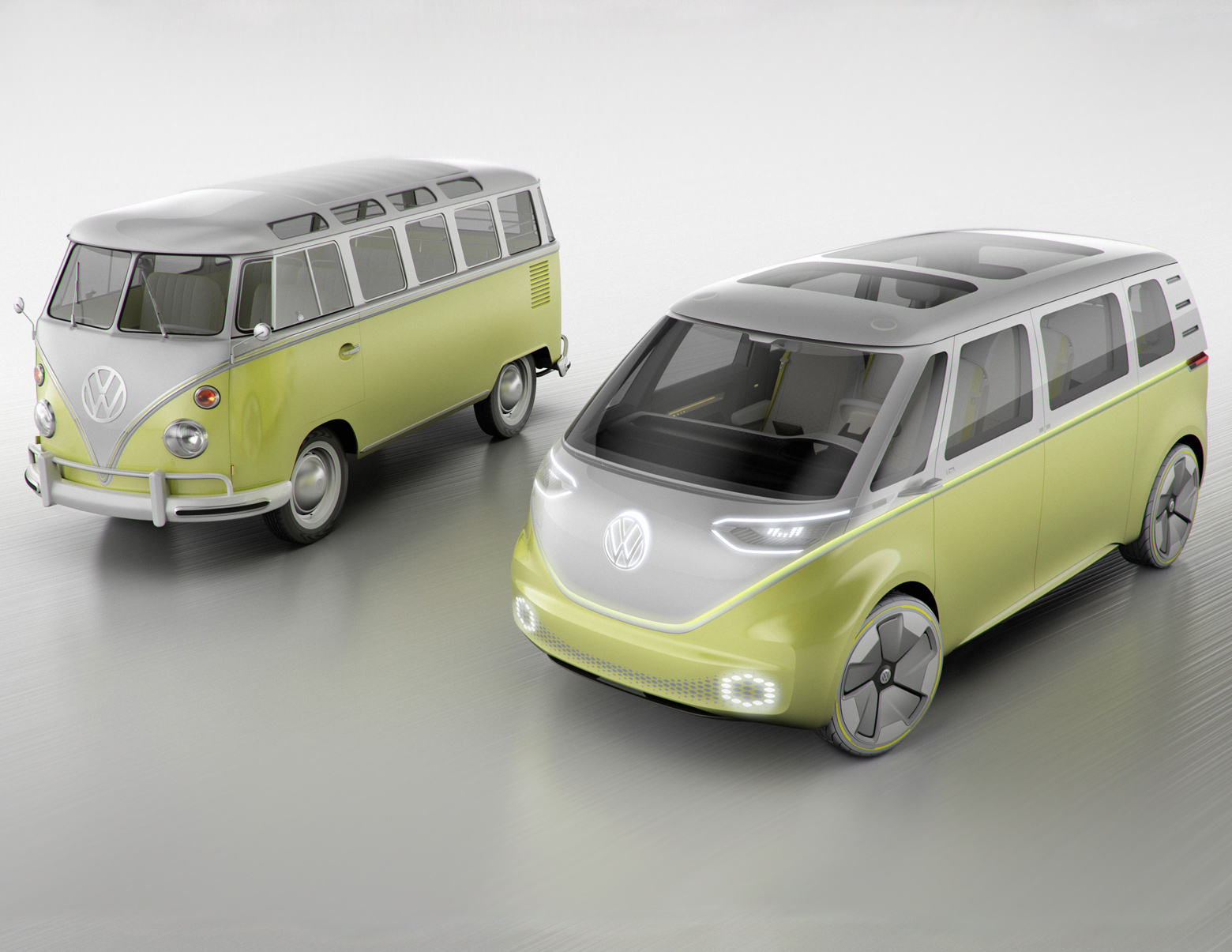This Is What Volkswagen's Electric Microbus Could Look Like