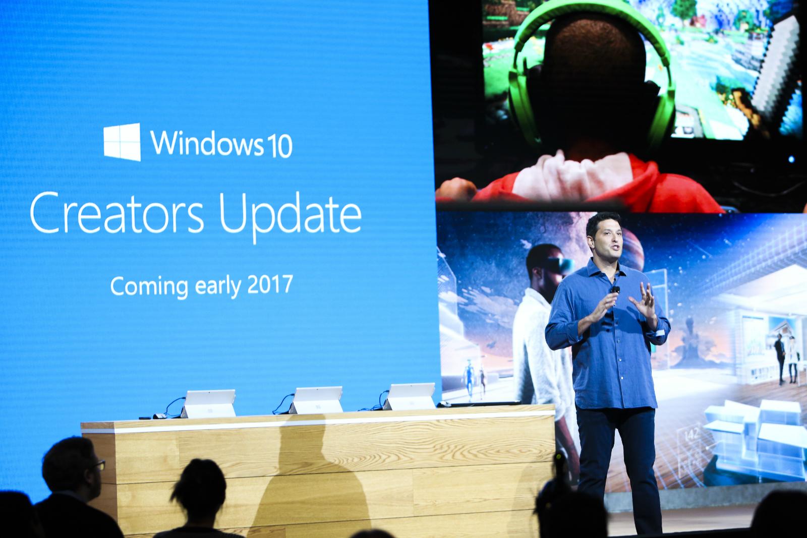Windows 10 Creators Update Release Date Free Download
