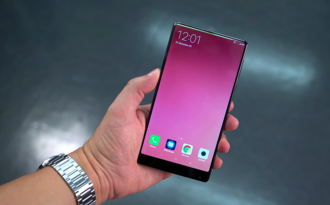 An in-depth look at the hot edgeless Android phone everyone wants but can't buy – BGR