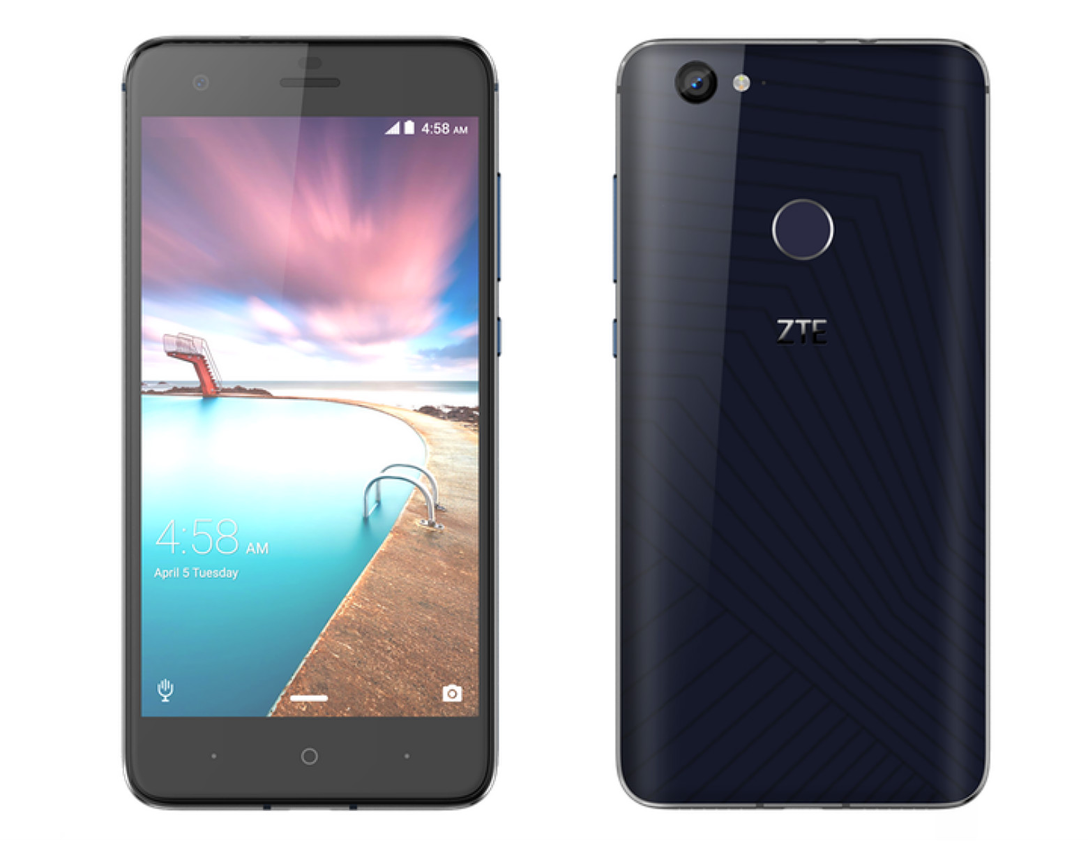 princess awaits, zte mobile manufacturer has specs