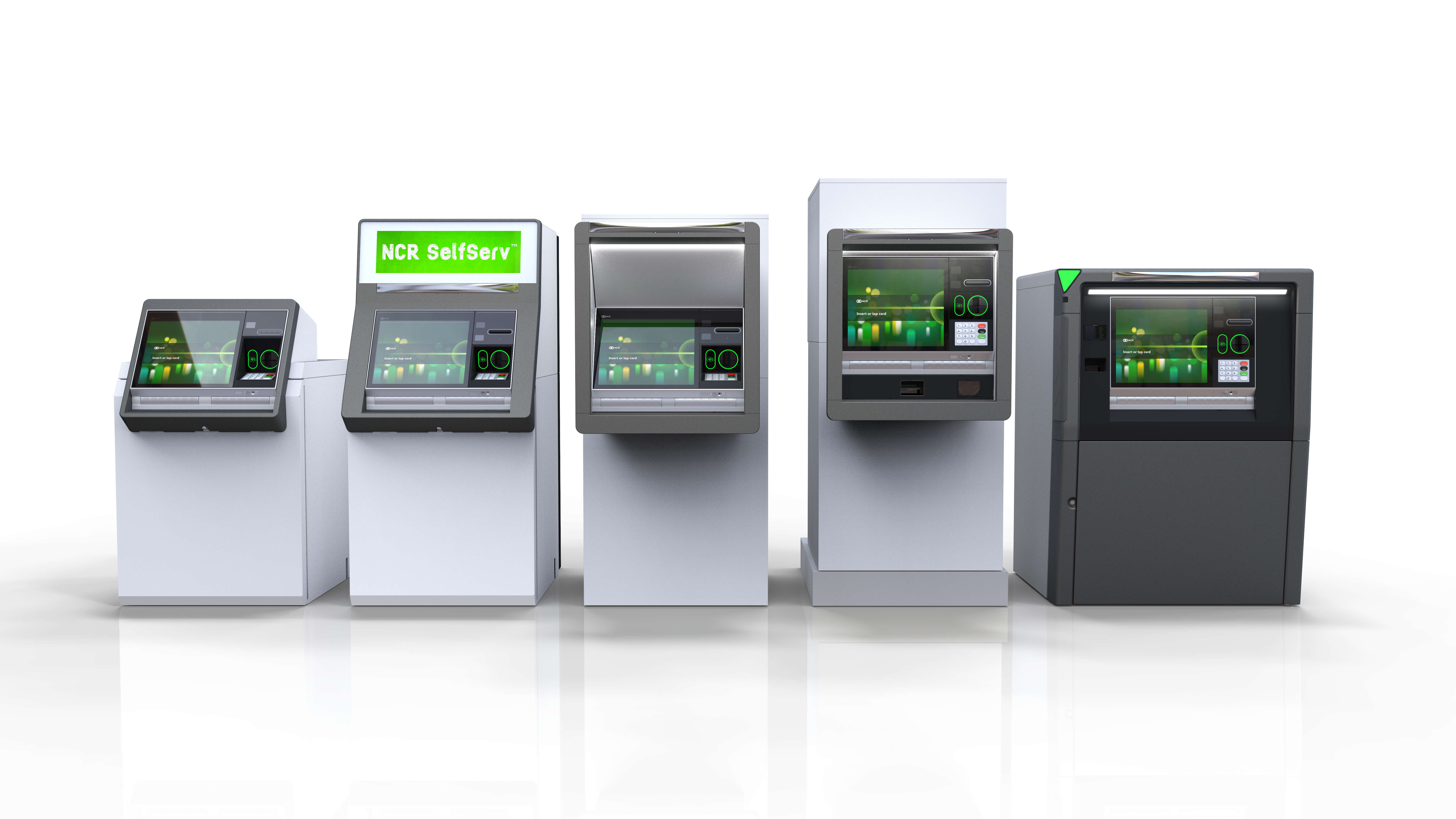 NCR's new ATM