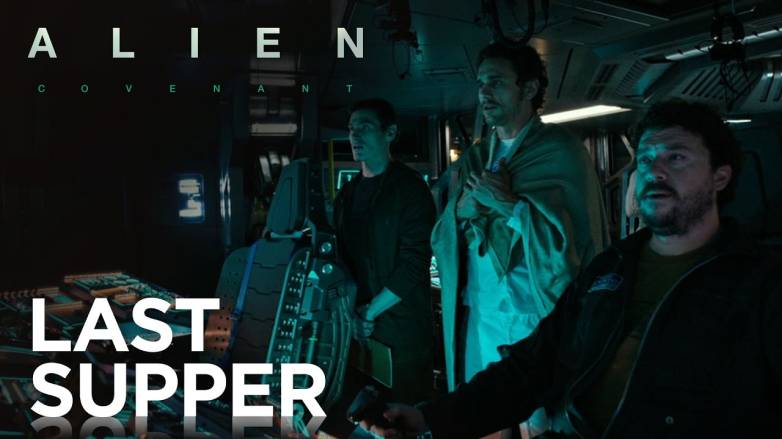 Alien: Covenant Prologue