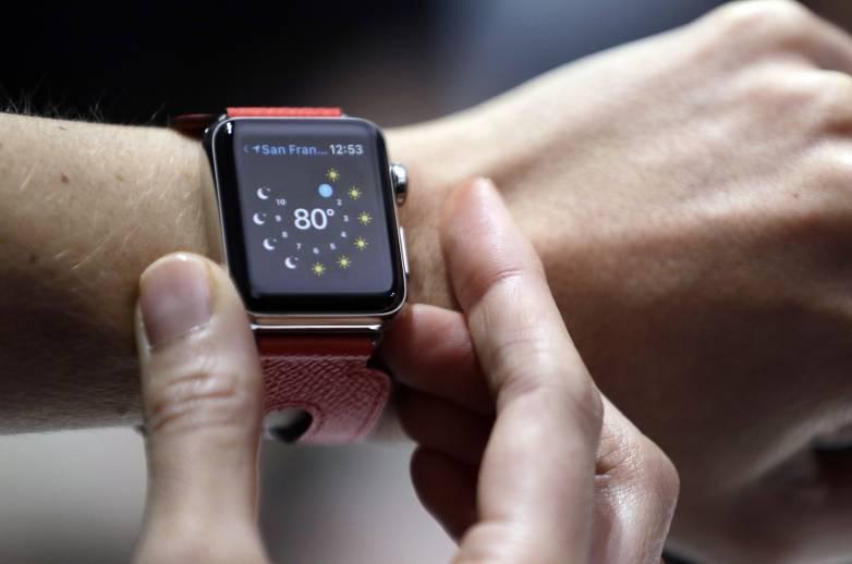 Apple Watch Series 3 leak
