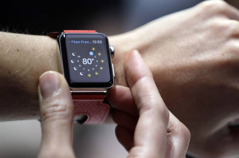 Apple Watch updates, new specs