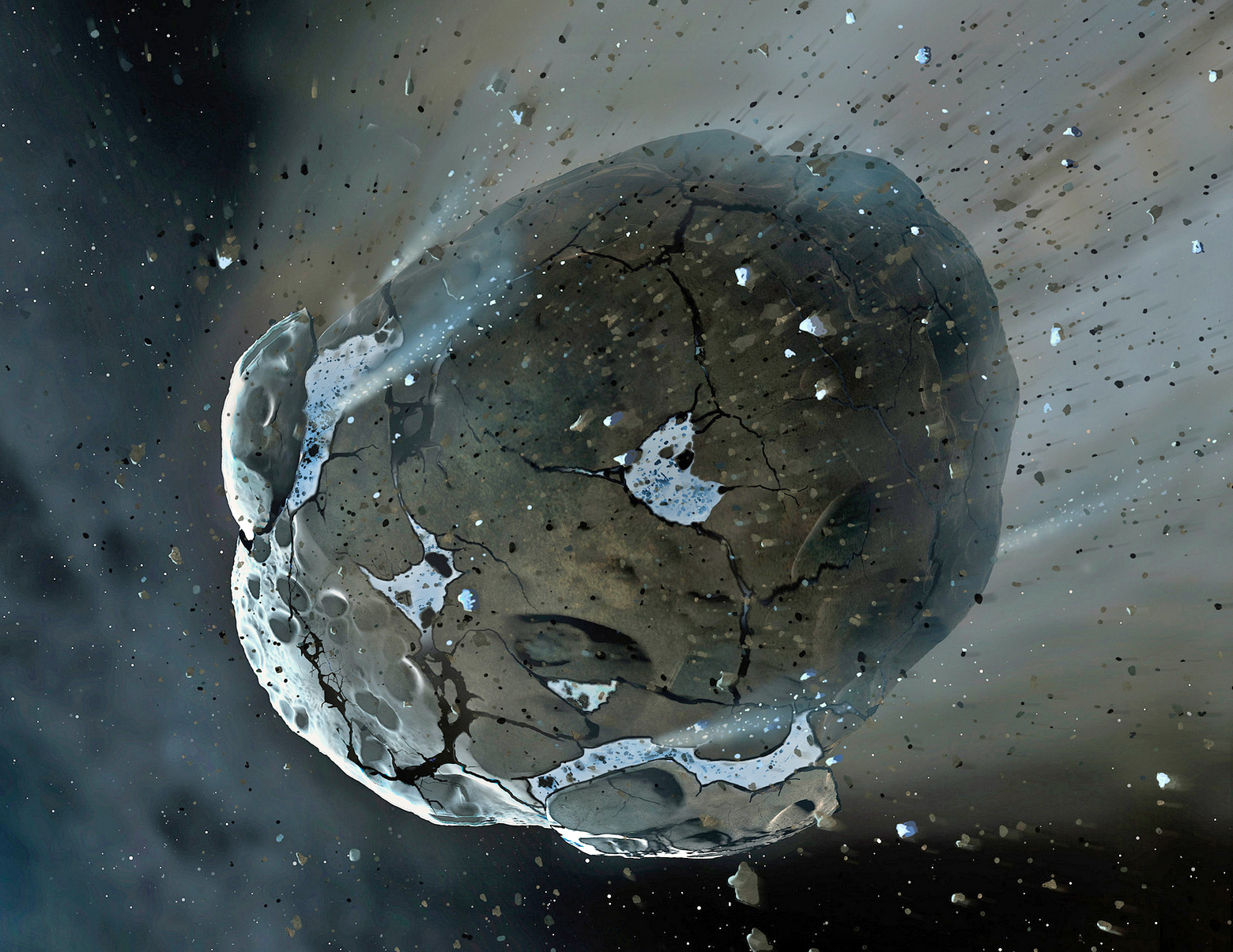 Mega-dangerous asteroid called 'God of Chaos' is headed toward Earth