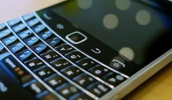 is blackberry dead