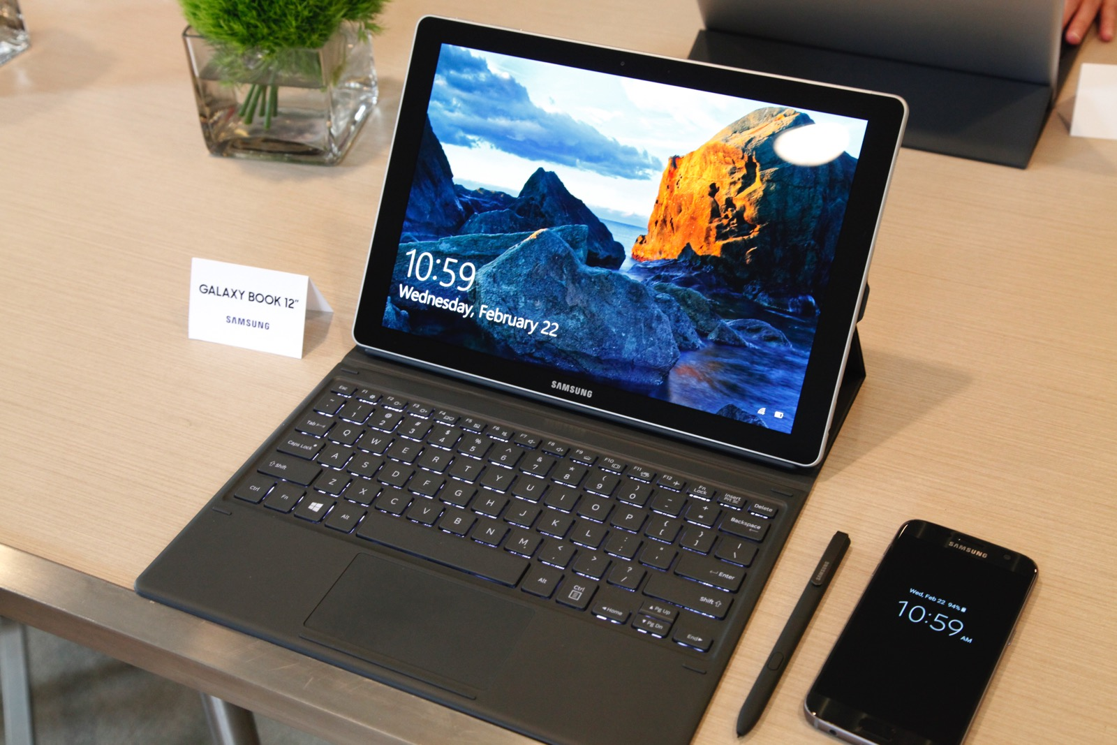 Galaxy Book 12 Price and Release Date