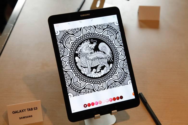 Galaxy Tab S4 Specs