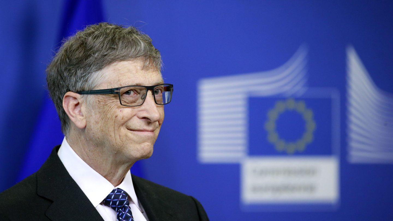 Bitcoin price Bill Gates