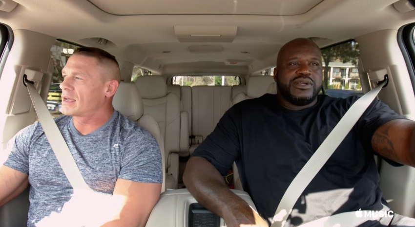 We'll have to wait longer for Apple's 'Carpool Karaoke'