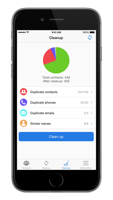 cleanup-pro apps gratis para iPhone