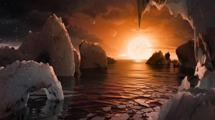 NASA planets announcement