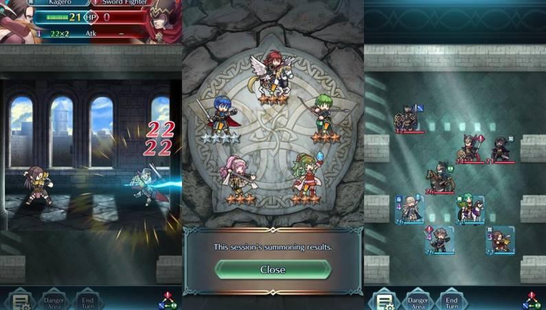 Games like Fire Emblem Heroes