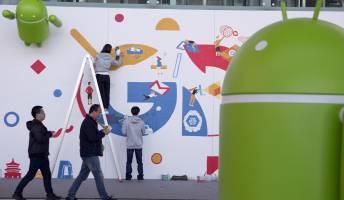 Android Messages desktop launch