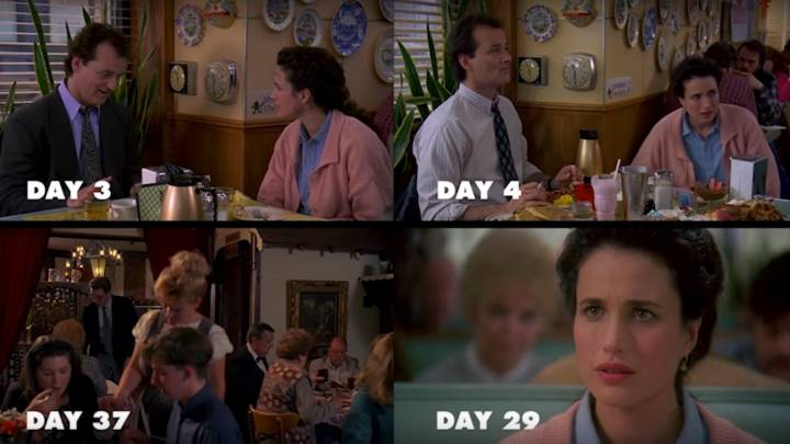 Groundhog Day Movie Special Cut