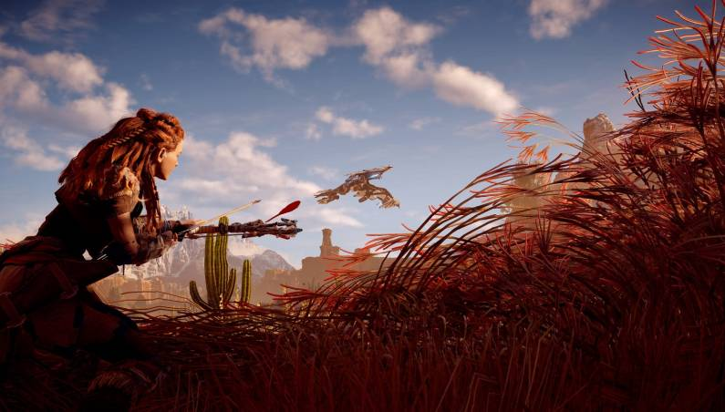 Horizon Zero Dawn: Tips and tricks