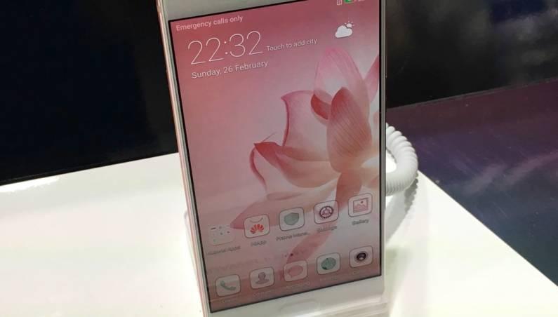 Huawei P10 Plus vs. Huawei P10 Hands-on